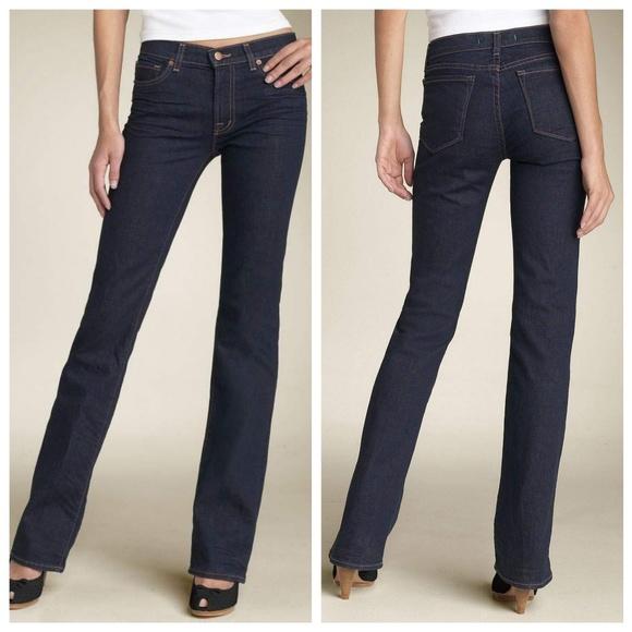 801d9c6daabe9 J Brand Denim - J Brand 805 Straight Leg Jeans in Ink